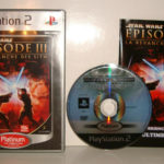 JEU SONY PLAYSTATION 2 PS2 - STAR WARS - Occasion StarWars