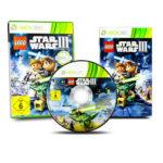 Xbox 360 Jeu Lego Star Wars III - The Clone - Bonne affaire StarWars