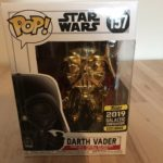StarWars collection : Figurine Funko Pop - Vinyl - Star Wars - 01 Darth Vader / Dark Vador - Neuf