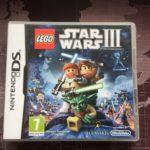 Jeu Nintendo Ds Star War III - Bonne affaire StarWars