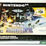 Star Wars Shadows Of The Empire - Nintendo 64 - Avis StarWars