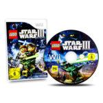 Nintendo Wii Jeu Lego Star Wars III - The - pas cher StarWars