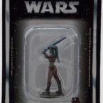 StarWars figurine : Figurine collection Atlas STAR WARS AAYLA SECURA Chevalier Jedi Figure