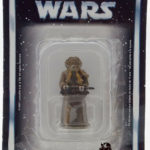 StarWars collection : Figurine collection Atlas STAR WARS ZUCKUSS Personnage Lucas Film