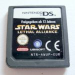 STAR WARS LETHAL ALLIANCE - jeu / game for - Occasion StarWars