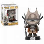 Figurine StarWars : Figurine - Pop! Star Wars Solo - Enfys Nest - N° 247 - Funko