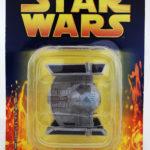 Figurine StarWars : Figurine collection Atlas STAR WARS Vaisseau Chasseur TIE Advanced X1