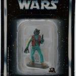 StarWars collection : Figurine collection Atlas STAR WARS GREEDO Guerre des Etoiles Figure