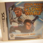 NINTENDO DS STAR WAR the clone wars  - jeu StarWars