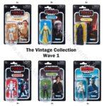 Figurine StarWars : Star Wars Vintage Collection 2018 neuf