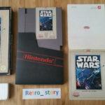 Nintendo NES Star Wars PAL - Bonne affaire StarWars
