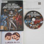 JEU PC DVD-ROM STAR WARS BATTLEFRONT II / 2 - jeu StarWars