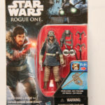 Figurine StarWars : star wars rogue one / figurine captain cassian andor (eadu) / hasbro / NEUF