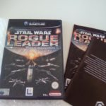 Star Wars Rogue Leader Gamecube UK - Avis StarWars