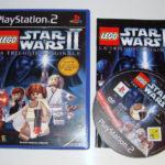 JEU SONY PLAYSTATION 2 PS 2 -LEGO STAR WARS 2 - jeu StarWars