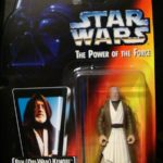 StarWars collection : Figurine Star Wars neuve neuf!Le pouvoir de la force!Ben Obi-Wan Kenobi!!!!!!!!!
