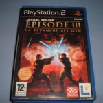 STAR WARS EPISODE III LA REVANCHE DES SITH - jeu StarWars