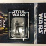 StarWars collection : star wars figurine en plomb ig-88 n32/60 neuve blister fascicule atlas