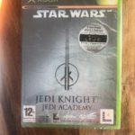 Xbox 1er Génération Star Wars Jedi Knight - jeu StarWars