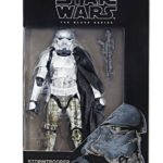 """Figurine StarWars : Star Wars Black Series 6"""" 2018 Exclusive Stormtrooper ( Mimban ) figure 15 cm"""