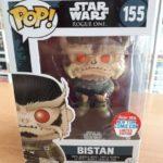 StarWars collection : Figurine  FUNKO POP - Star Wars - Bistan 2016 New York Exclu - Neuf - Boîte