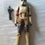 Figurine StarWars : STAR WARS ROGUE ONE figurine statuette SHORETROOPER HASBRO 30 cm occasion