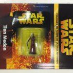 StarWars collection : star wars figurine en plomb ton medon n24/60 neuve blister fascicule atlas