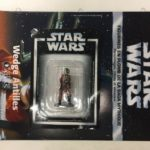 StarWars collection : star wars figurine en plomb wedge antilles n35/60 neuve blister fascicule atlas