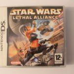 Star Wars Lethal Alliance complet PAL FR - jeu StarWars