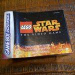 NOTICE jeu GAME BOY advance NINTENDO Lego - Bonne affaire StarWars