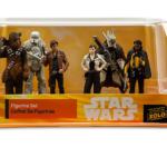Figurine StarWars : Coffret 6 figurines Star Wars A Story Solo Disney Store Neuf #2