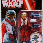 StarWars figurine : Figurine Hasbro STAR WARS The Force awakens X-WING PILOT ASTY Figure