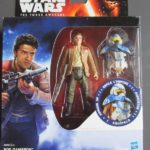 StarWars figurine : Star Wars Episode VII  The Force Awakens  Figurine poe dameron  hasbro