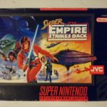 Super Star Wars Empire Strikes Back SNES - jeu StarWars
