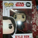 StarWars collection : Figurine Funko POP Star Wars Kylo Ren 194 NEUF