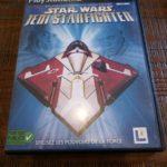 Star Wars Jedi starfighter PS2 / Playstation  - Occasion StarWars
