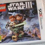 JEU 2DS 3DS : STAR WARS III CLONE WARS - - Bonne affaire StarWars