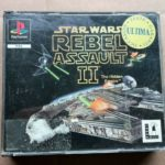Star Wars Rebel Assault 2 Sony PlayStation 1 - Bonne affaire StarWars
