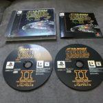Star Wars Rebel Assault 2 Ps1 Playstation Jap - Avis StarWars