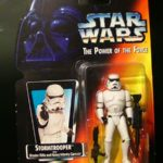 StarWars figurine : Figurine Star Wars neuve neuf!Le pouvoir de la force!Stormtrooper!!!!!!!!!!!!!!!