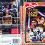 Sony - PSP - Star Wars THE Clone WARS Les - jeu StarWars
