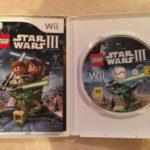 Lego Star Wars III boite et notice wii - jeu StarWars