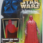 Figurine StarWars : Emperor's Royal Guard  - The Power of the Force - Star Wars - Kenner MOC NEUF