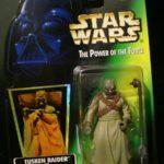 StarWars collection : Figurine Star Wars neuve neuf!Le pouvoir de la force!Tusken Raider!!!!!!!!!!!!!!