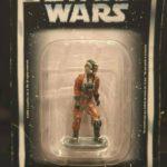 StarWars collection : Figurine collection Atlas STAR WARS Wedge Antilles n°35  Figuren + fascicule