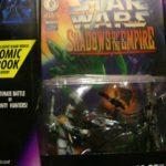Figurine StarWars : Figurines Star Wars neuves neufs!L ombre de l empire!Boba Fett VS IG-88!!!!!!!!!