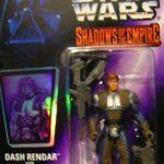 StarWars collection : Figurine Star Wars neuve neuf!L ombre de l empire!Dash Rendar!!!!!!!!!!!!!!!!!!!