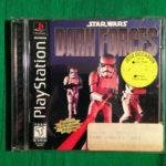 Star Wars Dark Forces - playstation PS1 - US - pas cher StarWars