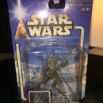 StarWars figurine : Star Wars Figurine Guerrier Geonosien l'attaque des clones