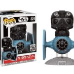 StarWars figurine : Figurine - Pop! Movies - Star Wars - Tie Fighter Pilot with Tie Fighter - Funko